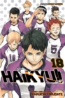 Haikyu!!, Vol. 18 - Book