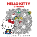 Hello Kitty & Friends Coloring Book - Book