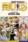 One Piece (Omnibus Edition), Vol. 24 : Includes vols. 70, 71 & 72 - Book