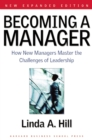 Becoming a Manager : How New Managers Master the Challenges of Leadership - eBook