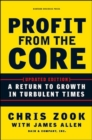 Profit from the Core : A Return to Growth in Turbulent Times - Book