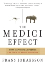 Medici Effect : What You Can Learn from Elephants and Epidemics - eBook