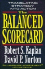 The Balanced Scorecard : Translating Strategy into Action - eBook