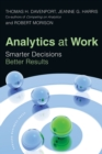 Analytics at Work : Smarter Decisions, Better Results - eBook
