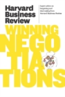 Harvard Business Review on Winning Negotiations - eBook