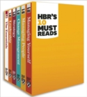 HBR's 10 Must Reads Boxed Set (6 Books) (HBR's 10 Must Reads) - Book
