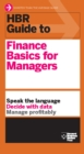 HBR Guide to Finance Basics for Managers (HBR Guide Series) - eBook
