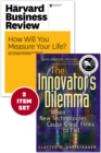 The Innovator's Dilemma with Award-Winning Harvard Business Review Article ?How Will You Measure Your Life?? (2 Items) - eBook
