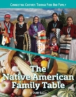 The Native American Family Table - Book