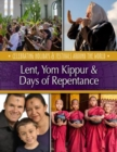 Lent, Yom Kippur & Days of Repentance - Book