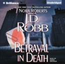 Betrayal in Death - eAudiobook