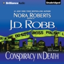 Conspiracy in Death - eAudiobook