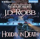 Holiday in Death - eAudiobook