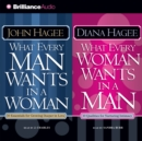 What Every Man Wants in a Woman; What Every Woman Wants in a Man - eAudiobook