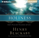 Holiness : God's Plan for Fullness of Life - eAudiobook