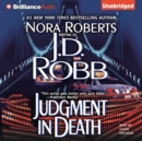 Judgment in Death - eAudiobook