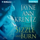Sizzle and Burn - eAudiobook