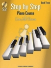 Edna Mae Burnam : Step By Step Piano Course - Book 3 - Book
