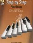 Edna Mae Burnam : Step By Step Piano Course - Book 4 - Book