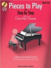 Edna Mae Burnam : Step By Step Pieces To Play - Book 1 - Book
