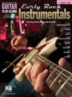 Guitar Play-Along : Early Rock Instrumentals - Book