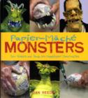 Papier-Mache Monsters - Book