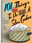 101 More Things to do with a Slow Cooker - eBook