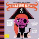 Little Master Louis Stevenson Treasure Island: A BabyLit Shapes Primer - Book