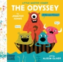 Little Master Homer: The Odyssey - A Monsters Primer - Book