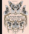 Summer Nights Coloring Book - Book