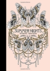 Summer Nights 20 Postcards - Book