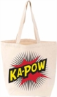 Kapow! Tote FIRM SALE - Book