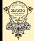Seasons Coloring Book - Book