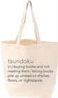 Book Habit Tote - Book