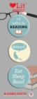 #Read 3 Badge Set - Book