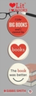 I Love Books 3 Badge Set - Book