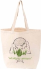 The Mountains are Calling Tote Bag - Book