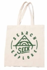 Search, Seek, Explore Tote - Book