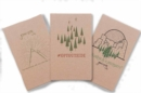 Wilderness Notebooks Three-book Set - Book