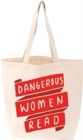 TOTE: Dangerous Women Read (FIRM SALE) - Book