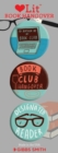 Book Hangover 3 Badge Set - Book