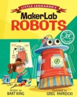Little Leonardo's MakerLab Robots - Book