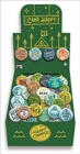 Camp Happy Badge Box : LoveLit Button Assortment - Book