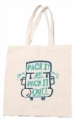 Pack It In, Pack It Out Tote - Book