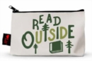Read Outside Pencil Pouch - Book