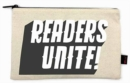 Readers Unite Pencil Pouch - Book
