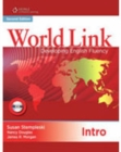 World Link Intro with Student CD-ROM : Developing English Fluency - Book