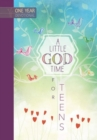 A One Year Devotional: Little God Time for Teens - Book