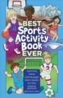 Best Sports Activity Book Ever : 52 Fun Activities & Devotions for Kids - Book