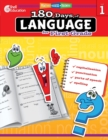 180 Days of Language for First Grade : Practice, Assess, Diagnose - Book